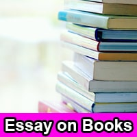 Essay on Books in English