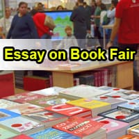 Essay on Book Fair in English