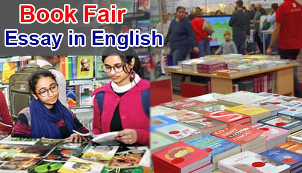 Essay on Book Fair