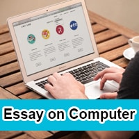 Essay on Computer in English