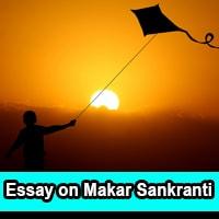 Essay on Makar Sankranti in English