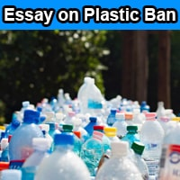 Essay on Plastic Ban in English
