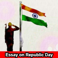 Essay on Republic Day in English