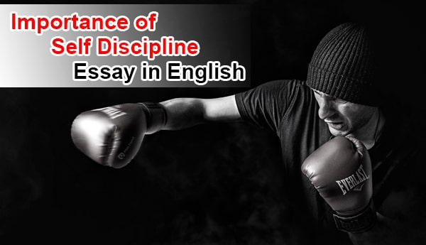 Essay on Importance of Discipline