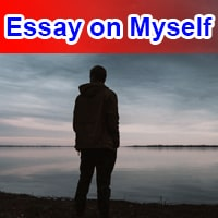 Myself Essay in English