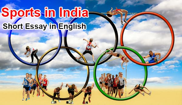 Short Essay on Sports in India