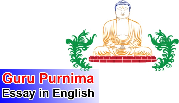 Essay on Guru Purnima
