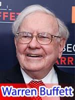 Warren Buffett Sixth Richest Person